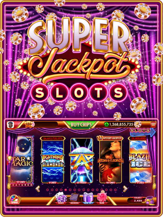 Super Jackpot Slots For Your Best And Amazing Leisure In 2020