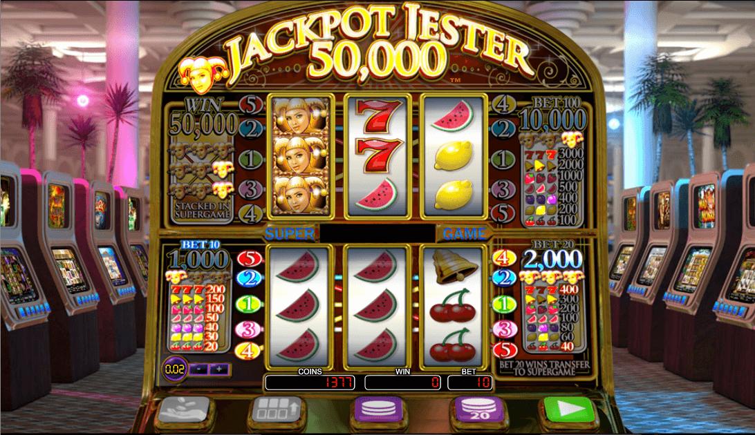 Jackpot slots free APP